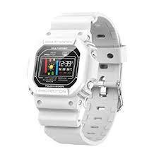 Alician <b>X12 Smart Watch</b> IP68 Waterproof Heart Rate Blood ...