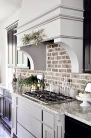 country kitchen column spout:  ideas about exposed brick kitchen on pinterest exposed brick modern kitchen interiors and kitchens
