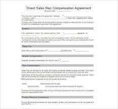 Compensation Plan Template - Free Word, PDF Documents |