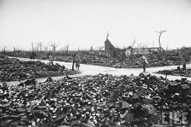 hiroshima atomic geography hiroshima aftermath