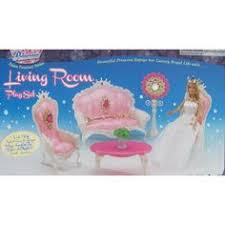 amazoncom barbie size dollhouse furniture blue sea mermaid princess palace living room amazoncom barbie size dollhouse