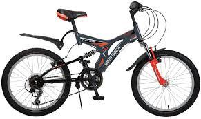 """Велосипед детский <b>Novatrack</b> """"<b>Titanium</b>"""", цвет: <b>серый</b>, оранжевый ..."""