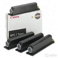 <b>Картридж Canon NPG</b>-<b>1</b> 4шт/ уп (<b>1372A005</b>) купить в ...