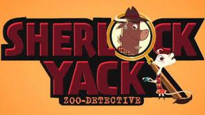 Sherlock Yack | <b>Barnkanalen</b>