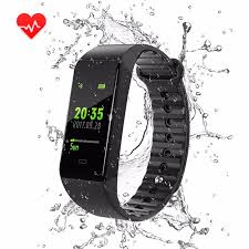 Bluetooth <b>W6 Smart Bracelet</b> Fitness Tracker Step Counter Activity ...