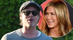 Brad Pitt Responds To Jennifer Aniston Relationship Question