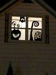 love halloween window decor: halloween window decor ecbaccbfddd halloween window decor
