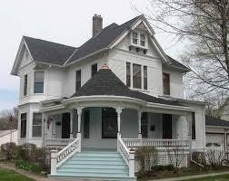 Wrap around porches  Farmhouse floor plans and Porches on Pinterest