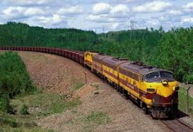 advantages and disadvantages of rail transport