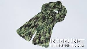 How to <b>crochet</b> a scarf for a child - easy for beginners pattern ...