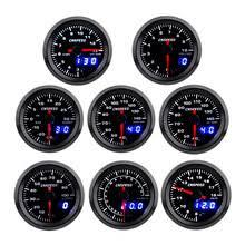 Online Shop <b>CNSPEED</b> Universal 12V Auto Car Turbo Boost Gauge ...
