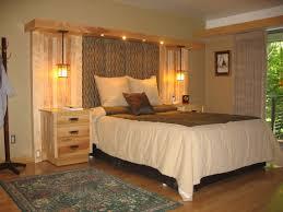 headboard bedroom furniture built in