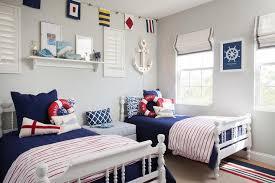 blue sailor themed kids bedroom blue themed boy kids bedroom