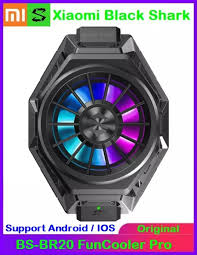 Xiaomi <b>Black Shark</b> Original Liquid <b>Cooling</b> Fan / BR20 Fun <b>Cooler</b> ...