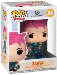 <b>Фигурка POP</b>! <b>Vinyl</b>: Games: Overwatch Series 3: Zarya (29048 ...