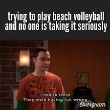 Volleyball Memes on Pinterest | Volleyball, Volleyball Players and ... via Relatably.com