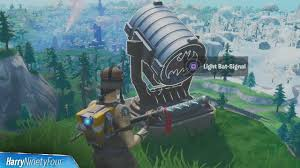 Light up Different Bat Signals All Locations Guide - Fortnite ...