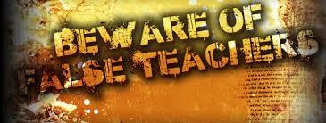 Image result for the false teachers