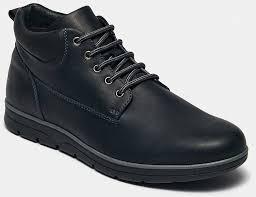 <b>Ботинки</b> мужские <b>JIM</b> (цвет синий, натуральная кожа) — купить ...