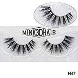 20 Pair 3D Natural Thick False Fake <b>Eyelashes</b> Eye <b>Lashes Makeup</b> ...