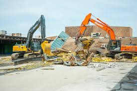 Demolition kicks off to make way for the <b>new fashion high</b> street at ...