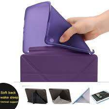 Special Offers thin <b>magnetic leather</b> smart <b>cover case for</b> ipad 3 ...