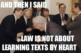 law | And Then I Said | Know Your Meme via Relatably.com