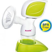 <b>Электрический двухфазный молокоотсос Ramili</b> – купить, цена 2 ...
