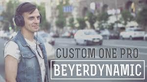 <b>Beyerdynamic Custom One</b> Pro: обзор <b>наушников</b> - YouTube