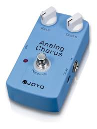 <b>JOYO JF-37 Analog Chorus</b> Guitar Effect Pedal | SWAMP