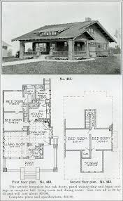 images about House Plans on Pinterest   Bungalows  Radford    Wrapped porch  battered columns   Bungalow house plan     Wilson  bed bath floor plan  too big as is  Would chop off back portion and make small