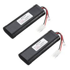 7,4 V 1800mAh HL-18650-2S <b>Li</b>-<b>PO аккумулятор</b> для <b>Heng Long</b> ...