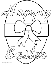 Small Picture happy Easter bunny with Easter egg coloring pages Archives