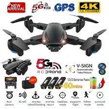 <b>SG701S</b> RC <b>GPS Drone with</b> 5G WiFi FPV 4K Dual HD Camera ...