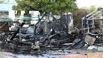 Fire-hit Auchterarder garage contained gas cylinders - The Courier