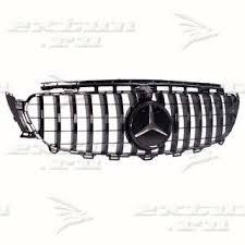 <b>Решетка</b> Panamericana <b>Grille</b> Mercedes E-klasse W213 черная ...