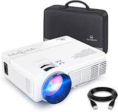 VANKYO LEISURE 3 Mini Projector, 1080P and 170 ... - Amazon.com