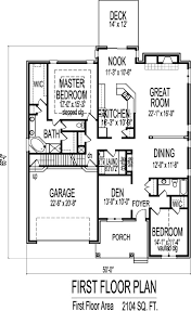 Bedroom House   Open Floor Plan Single Story House Plans DesignOpen Floor Plan House Floor Plans Single Story House Plans Cincinnati Cleveland Akron Ohio Dayton Columbus