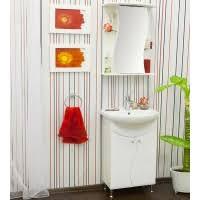 Мебель для ванной <b>Sanflor</b> Лина <b>55</b> 1.WH11.0.186 / Н0000000138 ...