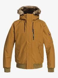 <b>Мужская куртка с капюшоном</b> Arris 3613375499101 | Quiksilver