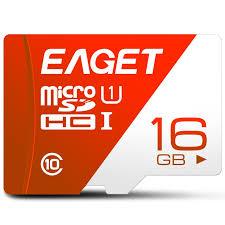 <b>Eaget T1</b> Memory <b>SD Card</b> Micro SD 32G 64G 128G Class 10 TF ...
