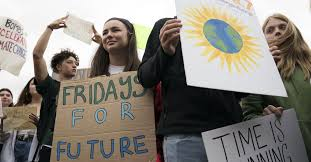 Youth-led Chicago climate strike headed to Grant Park, Federal Plaza