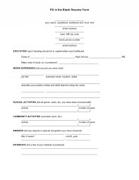 resume  fill out resume  corezume coresume blank forms to fill out blank resume forms free printable resume templates fill in the