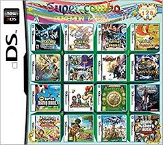 208 in 1 Large-scale Game - Compilations <b>Video Game DS</b> ...