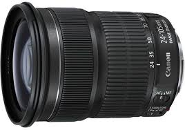 Объектив Canon EF 24-105mm f/3.5-5.6 IS <b>STM</b> купить в Москве ...