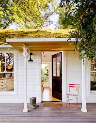 Interiors Small Cottage House Plans With Porches   Free Online        Green Roof Tiny House on interiors small cottage house plans   porches