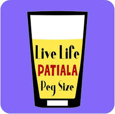Coaster with witty quotes (C-PATIALA)|Table Accessories|Tableware