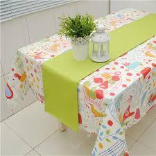 Runner Tavolo Giallo : Acquista allu ingrosso tavolo verde corridore da grossisti