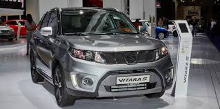 new car launches europeSuzuki Vitara S Launched With a New BoosterJet Engine in Europe