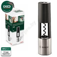 <b>Насадка</b>-<b>штопор</b> Vino IXO <b>BOSCH</b> (<b>1600A001YD</b>) купить в Гродно ...
